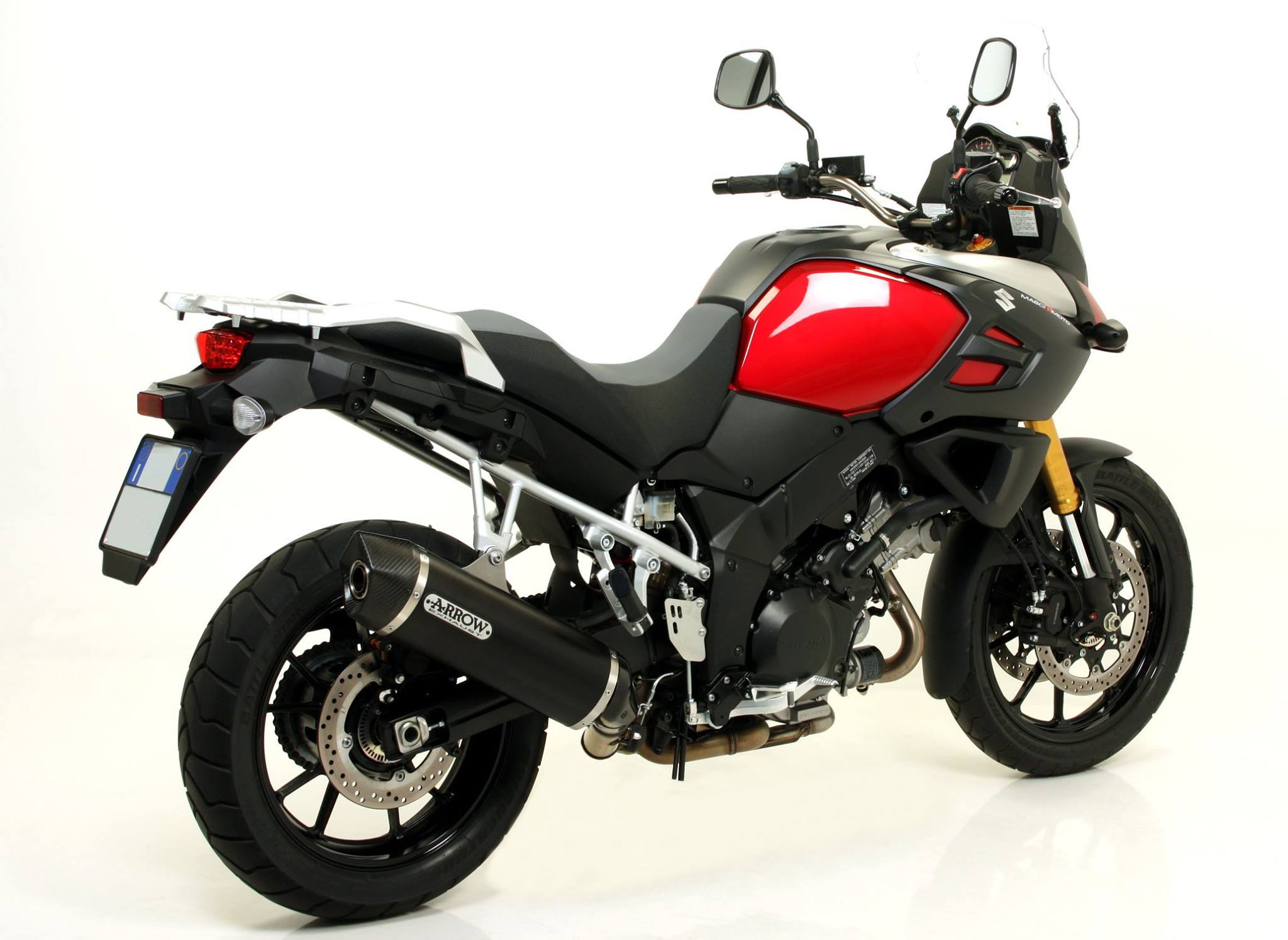 Mofle Arrow para Suzuki V-Strom 1000