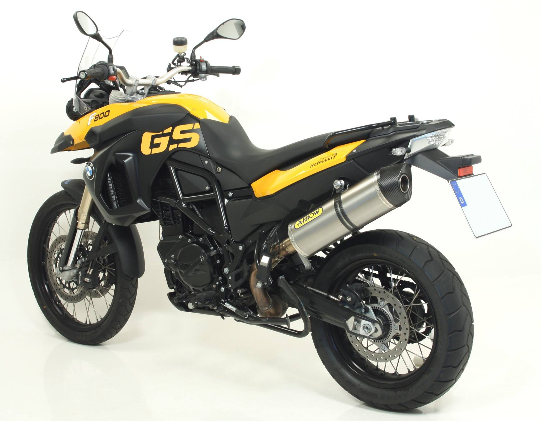 Mofle Arrow BMW F800GS 2008-2016