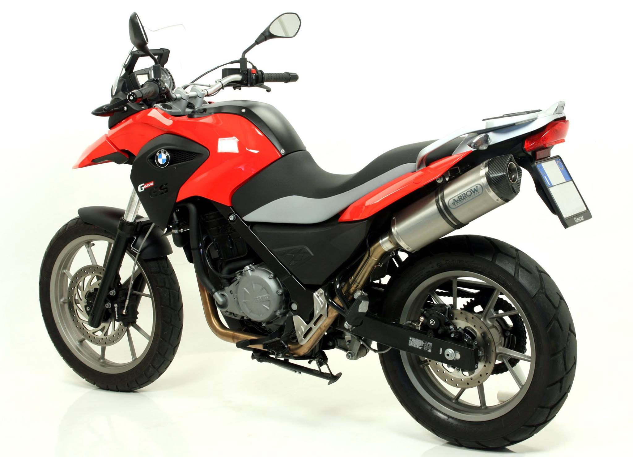 Mofle Arrow BMW G650GS 2011-2016