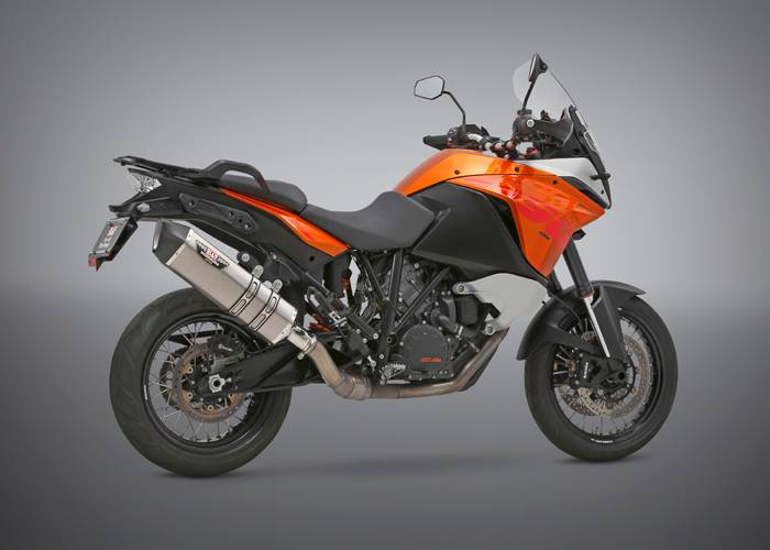 Yoshimura Hepta Force Slip-On KTM 1190 Adventure